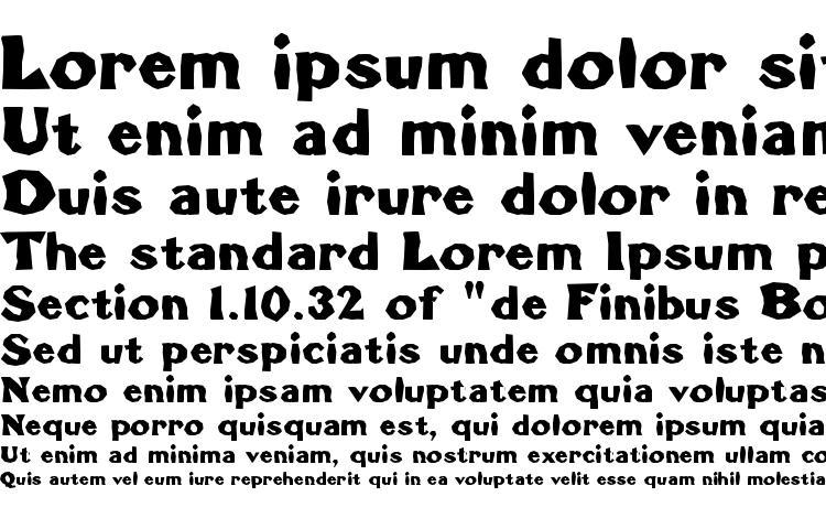 образцы шрифта Tomahawk MF, образец шрифта Tomahawk MF, пример написания шрифта Tomahawk MF, просмотр шрифта Tomahawk MF, предосмотр шрифта Tomahawk MF, шрифт Tomahawk MF