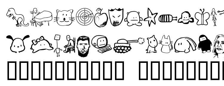 глифы шрифта Tombats 7, символы шрифта Tombats 7, символьная карта шрифта Tombats 7, предварительный просмотр шрифта Tombats 7, алфавит шрифта Tombats 7, шрифт Tombats 7