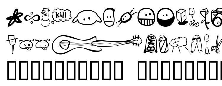 глифы шрифта Tombats6, символы шрифта Tombats6, символьная карта шрифта Tombats6, предварительный просмотр шрифта Tombats6, алфавит шрифта Tombats6, шрифт Tombats6