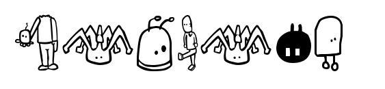 шрифт Tombots, бесплатный шрифт Tombots, предварительный просмотр шрифта Tombots