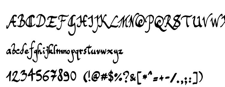 глифы шрифта Toms Handwriting, символы шрифта Toms Handwriting, символьная карта шрифта Toms Handwriting, предварительный просмотр шрифта Toms Handwriting, алфавит шрифта Toms Handwriting, шрифт Toms Handwriting