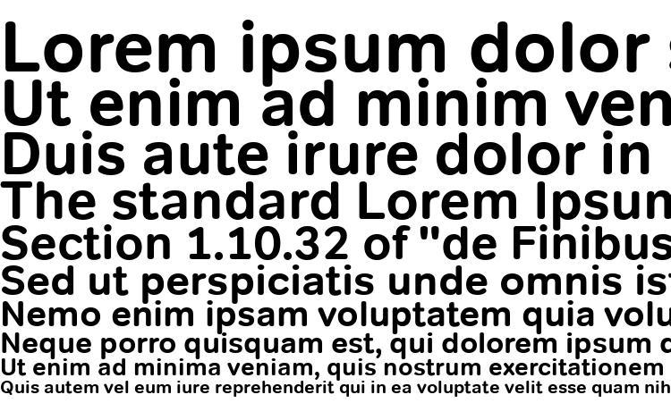 specimens TondoCorp Bold font, sample TondoCorp Bold font, an example of writing TondoCorp Bold font, review TondoCorp Bold font, preview TondoCorp Bold font, TondoCorp Bold font