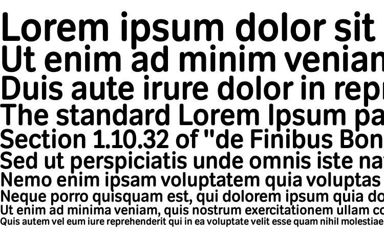 specimens TondoCorp Signage font, sample TondoCorp Signage font, an example of writing TondoCorp Signage font, review TondoCorp Signage font, preview TondoCorp Signage font, TondoCorp Signage font