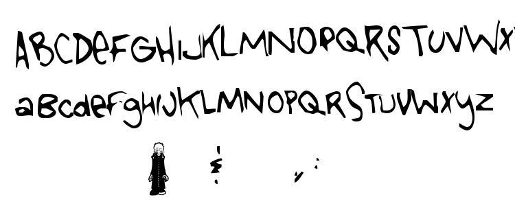 глифы шрифта Tongue Of Colicab, символы шрифта Tongue Of Colicab, символьная карта шрифта Tongue Of Colicab, предварительный просмотр шрифта Tongue Of Colicab, алфавит шрифта Tongue Of Colicab, шрифт Tongue Of Colicab