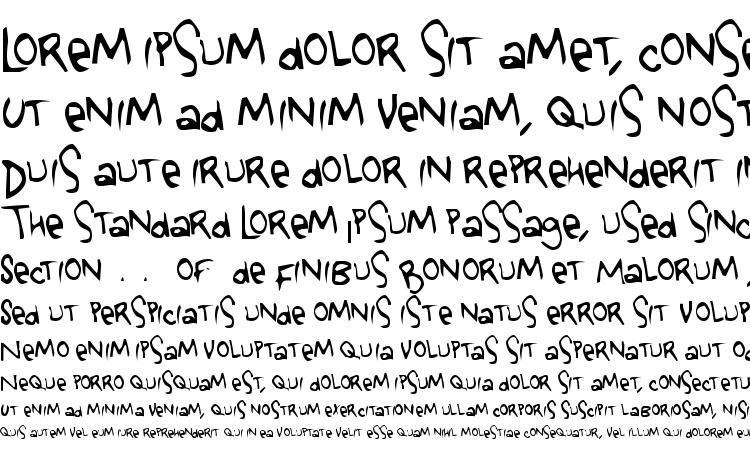 образцы шрифта Tongue Of Colicab, образец шрифта Tongue Of Colicab, пример написания шрифта Tongue Of Colicab, просмотр шрифта Tongue Of Colicab, предосмотр шрифта Tongue Of Colicab, шрифт Tongue Of Colicab