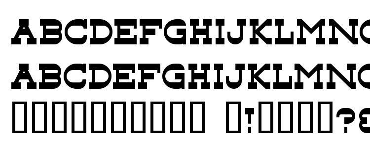 глифы шрифта Tonky, символы шрифта Tonky, символьная карта шрифта Tonky, предварительный просмотр шрифта Tonky, алфавит шрифта Tonky, шрифт Tonky