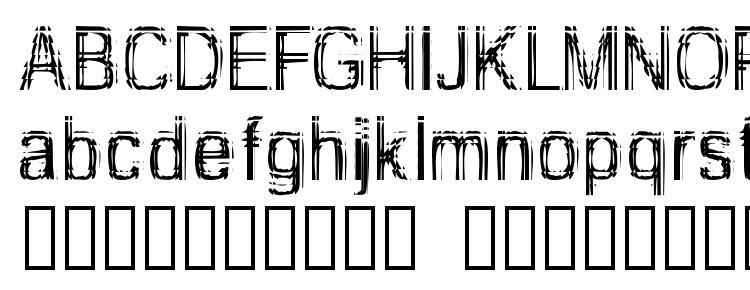 глифы шрифта Toodd, символы шрифта Toodd, символьная карта шрифта Toodd, предварительный просмотр шрифта Toodd, алфавит шрифта Toodd, шрифт Toodd