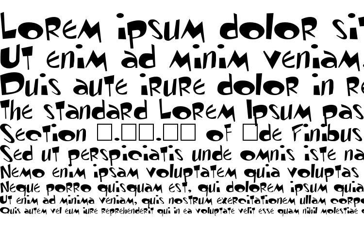 образцы шрифта Toontime Regular, образец шрифта Toontime Regular, пример написания шрифта Toontime Regular, просмотр шрифта Toontime Regular, предосмотр шрифта Toontime Regular, шрифт Toontime Regular