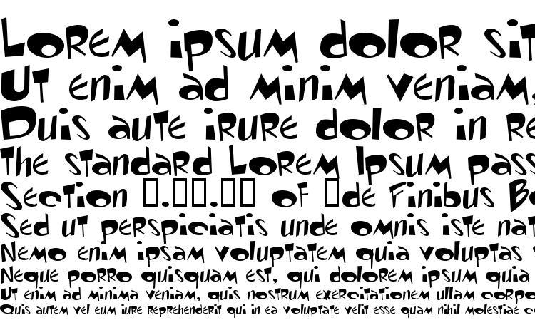образцы шрифта Toontime, образец шрифта Toontime, пример написания шрифта Toontime, просмотр шрифта Toontime, предосмотр шрифта Toontime, шрифт Toontime