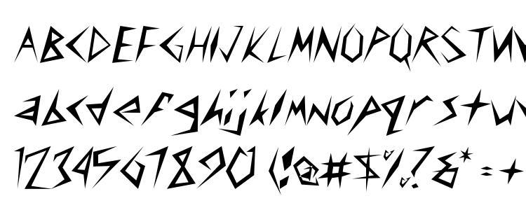 glyphs Toothpix SSi font, сharacters Toothpix SSi font, symbols Toothpix SSi font, character map Toothpix SSi font, preview Toothpix SSi font, abc Toothpix SSi font, Toothpix SSi font