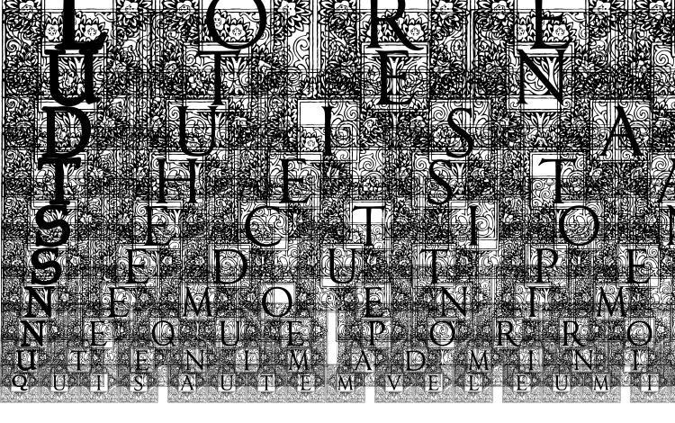 образцы шрифта Topiary Initials, образец шрифта Topiary Initials, пример написания шрифта Topiary Initials, просмотр шрифта Topiary Initials, предосмотр шрифта Topiary Initials, шрифт Topiary Initials