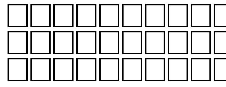 глифы шрифта Topo50, символы шрифта Topo50, символьная карта шрифта Topo50, предварительный просмотр шрифта Topo50, алфавит шрифта Topo50, шрифт Topo50