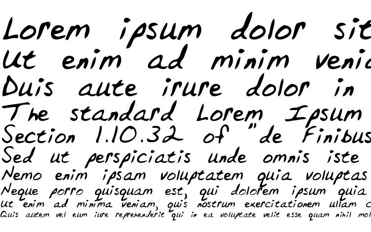 specimens Topper Regular font, sample Topper Regular font, an example of writing Topper Regular font, review Topper Regular font, preview Topper Regular font, Topper Regular font