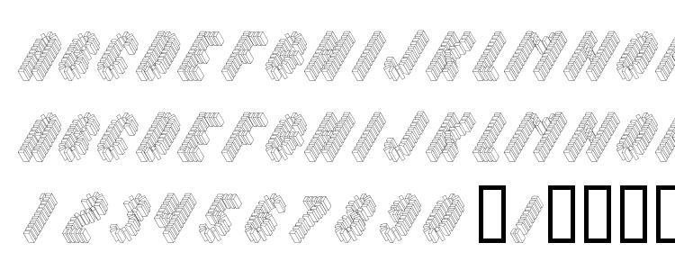 глифы шрифта Topple2, символы шрифта Topple2, символьная карта шрифта Topple2, предварительный просмотр шрифта Topple2, алфавит шрифта Topple2, шрифт Topple2