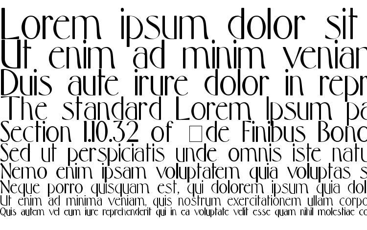 specimens Toque Display SSi font, sample Toque Display SSi font, an example of writing Toque Display SSi font, review Toque Display SSi font, preview Toque Display SSi font, Toque Display SSi font