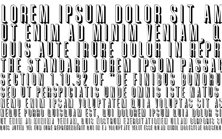 specimens Torchwood Shadow font, sample Torchwood Shadow font, an example of writing Torchwood Shadow font, review Torchwood Shadow font, preview Torchwood Shadow font, Torchwood Shadow font