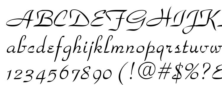 глифы шрифта Torhok Italic, символы шрифта Torhok Italic, символьная карта шрифта Torhok Italic, предварительный просмотр шрифта Torhok Italic, алфавит шрифта Torhok Italic, шрифт Torhok Italic