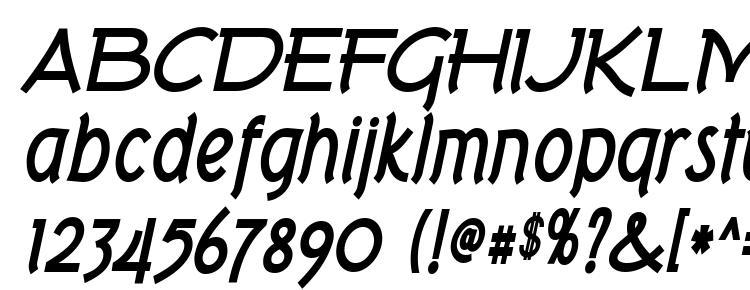 глифы шрифта Tork BoldItalic, символы шрифта Tork BoldItalic, символьная карта шрифта Tork BoldItalic, предварительный просмотр шрифта Tork BoldItalic, алфавит шрифта Tork BoldItalic, шрифт Tork BoldItalic