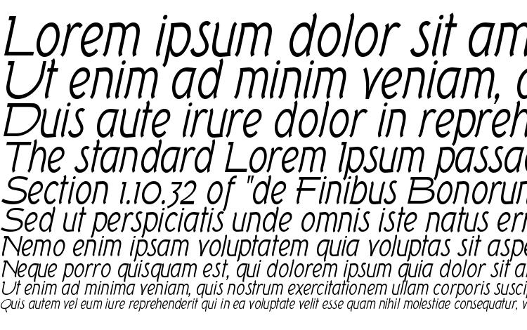 specimens Tork Italic font, sample Tork Italic font, an example of writing Tork Italic font, review Tork Italic font, preview Tork Italic font, Tork Italic font