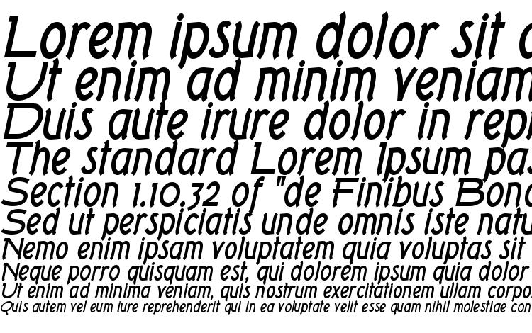 specimens Torkbi font, sample Torkbi font, an example of writing Torkbi font, review Torkbi font, preview Torkbi font, Torkbi font