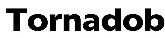 шрифт Tornadoblackc, бесплатный шрифт Tornadoblackc, предварительный просмотр шрифта Tornadoblackc