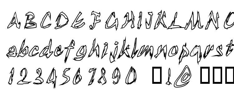 glyphs TornUpAndLovingIt font, сharacters TornUpAndLovingIt font, symbols TornUpAndLovingIt font, character map TornUpAndLovingIt font, preview TornUpAndLovingIt font, abc TornUpAndLovingIt font, TornUpAndLovingIt font