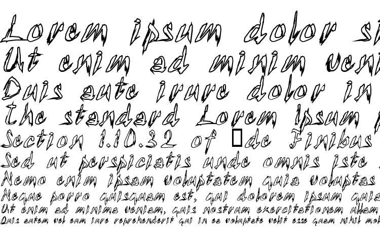 specimens TornUpAndLovingIt font, sample TornUpAndLovingIt font, an example of writing TornUpAndLovingIt font, review TornUpAndLovingIt font, preview TornUpAndLovingIt font, TornUpAndLovingIt font