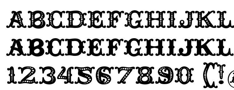 глифы шрифта Toscania, символы шрифта Toscania, символьная карта шрифта Toscania, предварительный просмотр шрифта Toscania, алфавит шрифта Toscania, шрифт Toscania