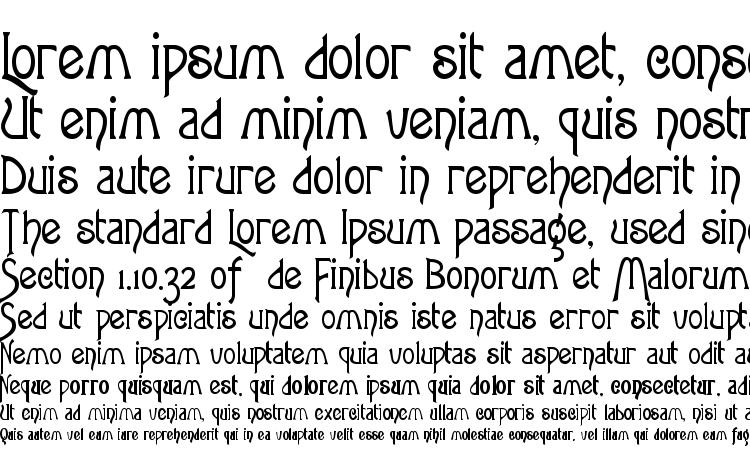 specimens ToulouseLautrec Regular font, sample ToulouseLautrec Regular font, an example of writing ToulouseLautrec Regular font, review ToulouseLautrec Regular font, preview ToulouseLautrec Regular font, ToulouseLautrec Regular font