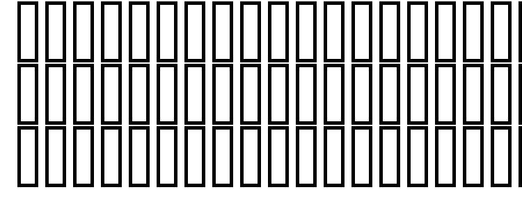 глифы шрифта Tourist Eater, символы шрифта Tourist Eater, символьная карта шрифта Tourist Eater, предварительный просмотр шрифта Tourist Eater, алфавит шрифта Tourist Eater, шрифт Tourist Eater