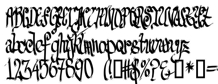 glyphs TPF Senseless Strokes font, сharacters TPF Senseless Strokes font, symbols TPF Senseless Strokes font, character map TPF Senseless Strokes font, preview TPF Senseless Strokes font, abc TPF Senseless Strokes font, TPF Senseless Strokes font