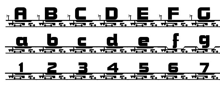 glyphs Tqf wordtrain font, сharacters Tqf wordtrain font, symbols Tqf wordtrain font, character map Tqf wordtrain font, preview Tqf wordtrain font, abc Tqf wordtrain font, Tqf wordtrain font