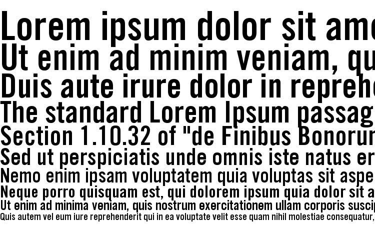 specimens Trade Gothic LT Bold Condensed No. 20 font, sample Trade Gothic LT Bold Condensed No. 20 font, an example of writing Trade Gothic LT Bold Condensed No. 20 font, review Trade Gothic LT Bold Condensed No. 20 font, preview Trade Gothic LT Bold Condensed No. 20 font, Trade Gothic LT Bold Condensed No. 20 font