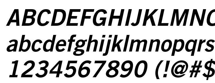 глифы шрифта TradeGothicLTStd Bd2Obl, символы шрифта TradeGothicLTStd Bd2Obl, символьная карта шрифта TradeGothicLTStd Bd2Obl, предварительный просмотр шрифта TradeGothicLTStd Bd2Obl, алфавит шрифта TradeGothicLTStd Bd2Obl, шрифт TradeGothicLTStd Bd2Obl