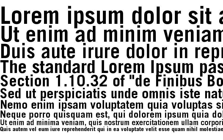 specimens TradeGothicLTStd Bold font, sample TradeGothicLTStd Bold font, an example of writing TradeGothicLTStd Bold font, review TradeGothicLTStd Bold font, preview TradeGothicLTStd Bold font, TradeGothicLTStd Bold font