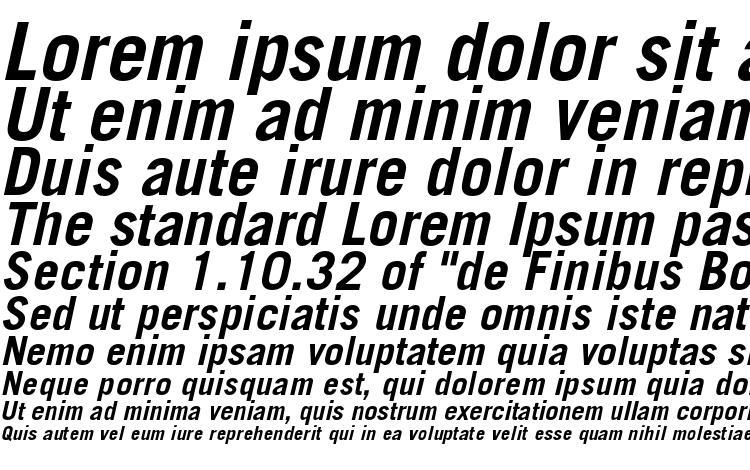specimens TradeGothicLTStd BoldObl font, sample TradeGothicLTStd BoldObl font, an example of writing TradeGothicLTStd BoldObl font, review TradeGothicLTStd BoldObl font, preview TradeGothicLTStd BoldObl font, TradeGothicLTStd BoldObl font