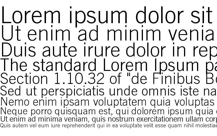 specimens TradeGothicLTStd Light font, sample TradeGothicLTStd Light font, an example of writing TradeGothicLTStd Light font, review TradeGothicLTStd Light font, preview TradeGothicLTStd Light font, TradeGothicLTStd Light font