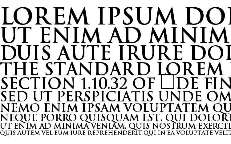 specimens Tradition Bold DB font, sample Tradition Bold DB font, an example of writing Tradition Bold DB font, review Tradition Bold DB font, preview Tradition Bold DB font, Tradition Bold DB font
