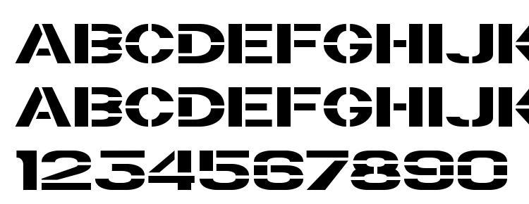 глифы шрифта Trafaret Kit, символы шрифта Trafaret Kit, символьная карта шрифта Trafaret Kit, предварительный просмотр шрифта Trafaret Kit, алфавит шрифта Trafaret Kit, шрифт Trafaret Kit