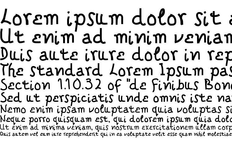 specimens Tragicbu font, sample Tragicbu font, an example of writing Tragicbu font, review Tragicbu font, preview Tragicbu font, Tragicbu font