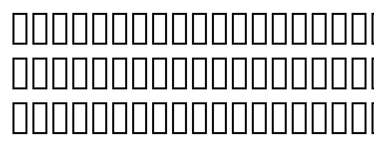 глифы шрифта Trainee, символы шрифта Trainee, символьная карта шрифта Trainee, предварительный просмотр шрифта Trainee, алфавит шрифта Trainee, шрифт Trainee