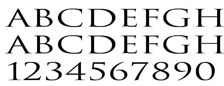 глифы шрифта Trajan Normal Ex, символы шрифта Trajan Normal Ex, символьная карта шрифта Trajan Normal Ex, предварительный просмотр шрифта Trajan Normal Ex, алфавит шрифта Trajan Normal Ex, шрифт Trajan Normal Ex