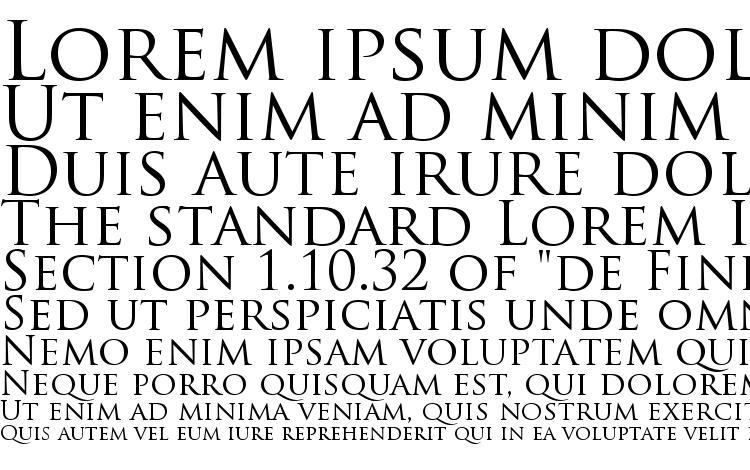 specimens TrajanPro Regular font, sample TrajanPro Regular font, an example of writing TrajanPro Regular font, review TrajanPro Regular font, preview TrajanPro Regular font, TrajanPro Regular font