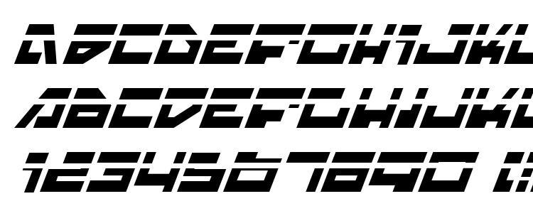 глифы шрифта Trajia Laser Italic, символы шрифта Trajia Laser Italic, символьная карта шрифта Trajia Laser Italic, предварительный просмотр шрифта Trajia Laser Italic, алфавит шрифта Trajia Laser Italic, шрифт Trajia Laser Italic