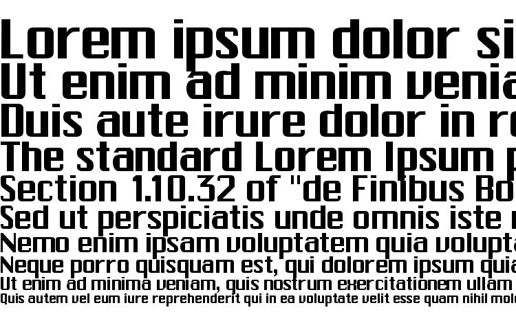 specimens Trakkssk font, sample Trakkssk font, an example of writing Trakkssk font, review Trakkssk font, preview Trakkssk font, Trakkssk font