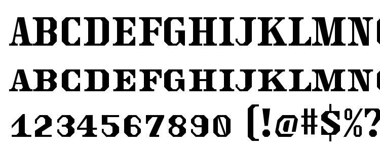 глифы шрифта Traktoretka, символы шрифта Traktoretka, символьная карта шрифта Traktoretka, предварительный просмотр шрифта Traktoretka, алфавит шрифта Traktoretka, шрифт Traktoretka