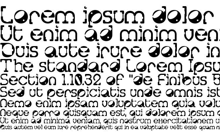образцы шрифта Tralfam, образец шрифта Tralfam, пример написания шрифта Tralfam, просмотр шрифта Tralfam, предосмотр шрифта Tralfam, шрифт Tralfam