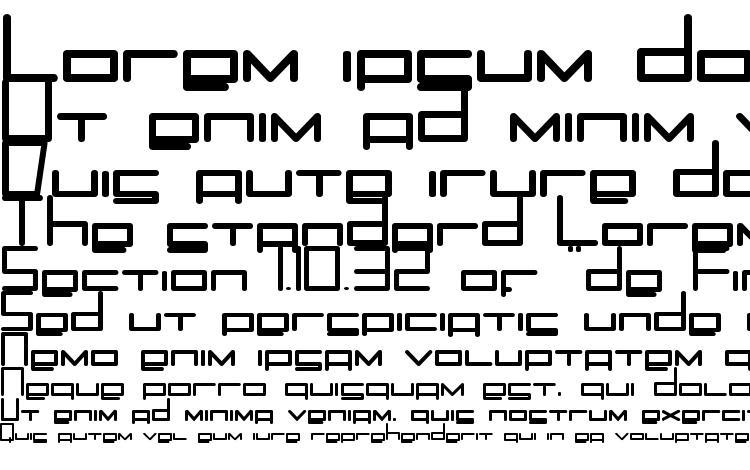 specimens Trancemib font, sample Trancemib font, an example of writing Trancemib font, review Trancemib font, preview Trancemib font, Trancemib font