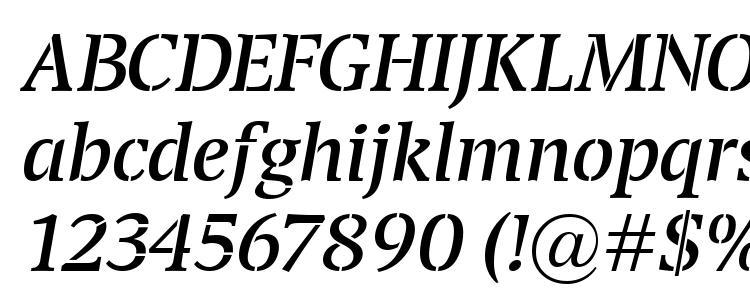 glyphs Transport Italic font, сharacters Transport Italic font, symbols Transport Italic font, character map Transport Italic font, preview Transport Italic font, abc Transport Italic font, Transport Italic font