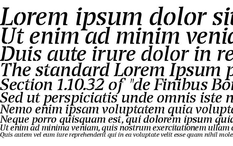 specimens Transport Italic font, sample Transport Italic font, an example of writing Transport Italic font, review Transport Italic font, preview Transport Italic font, Transport Italic font